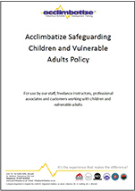 Safe guarding children